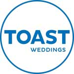 Toast weddings logo